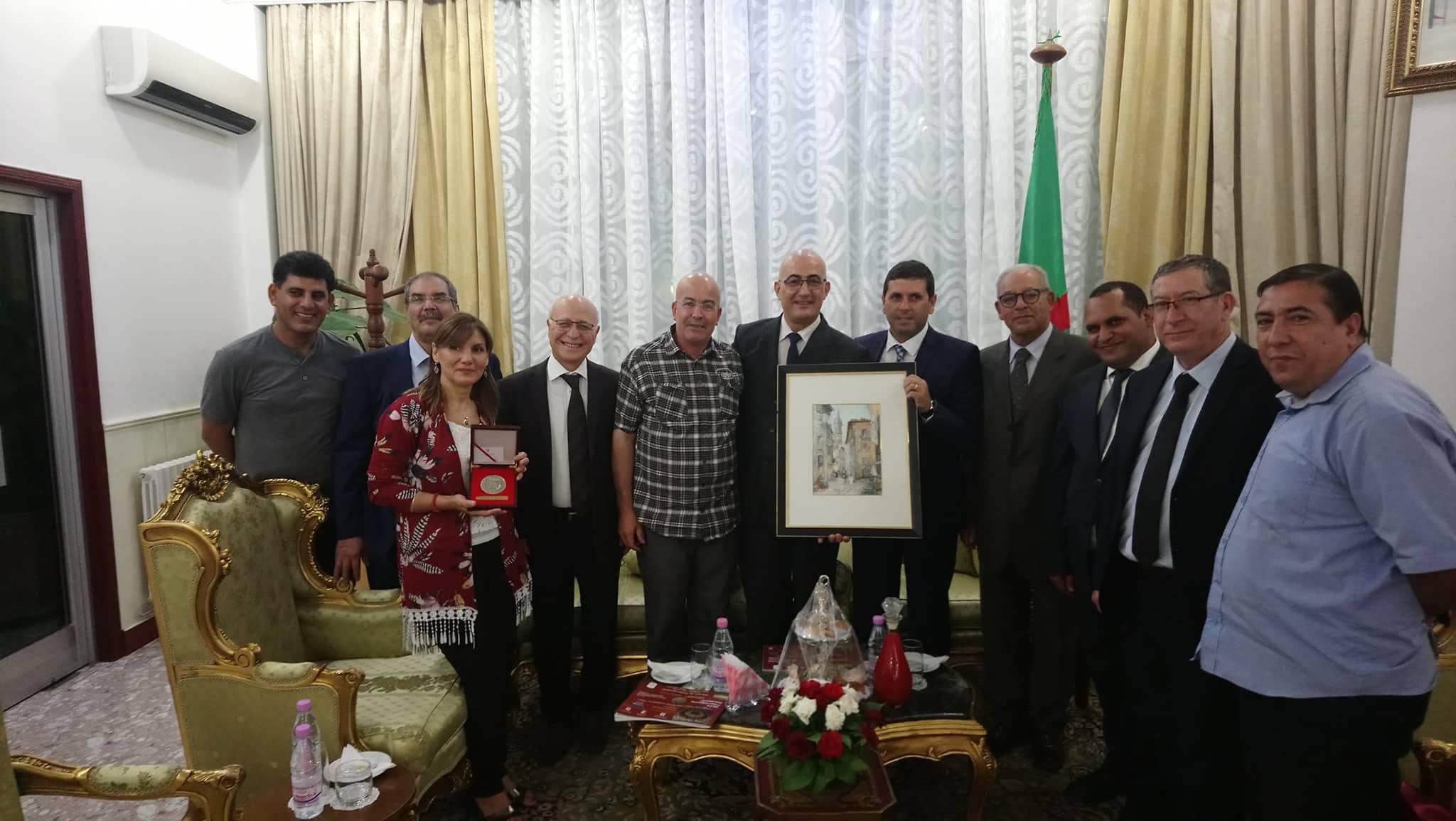 le HCA effectue une visite de travail dans la wilaya d'Oran