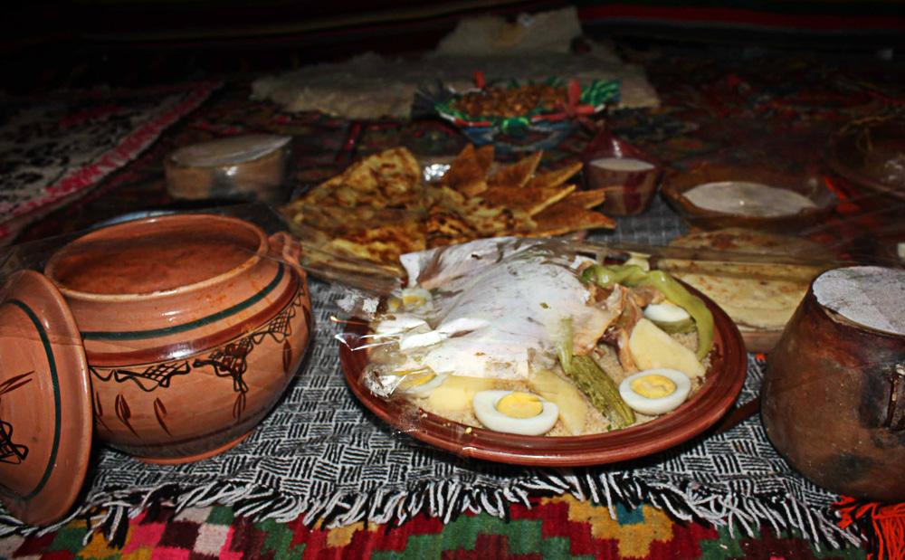 El Watan - Célébration du Nouvel An berbère à partir de Laghouat