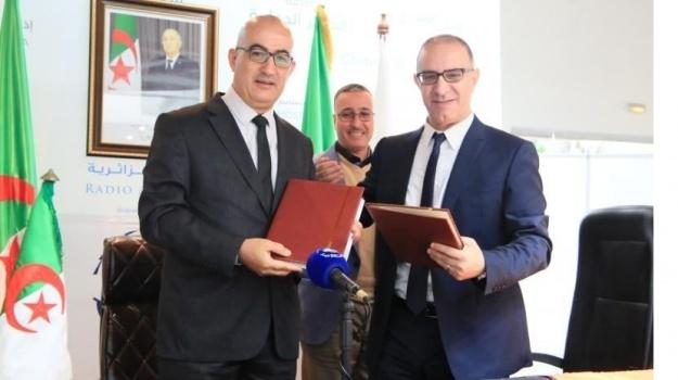 Convention de coopération entre le HCA et la Radio nationale