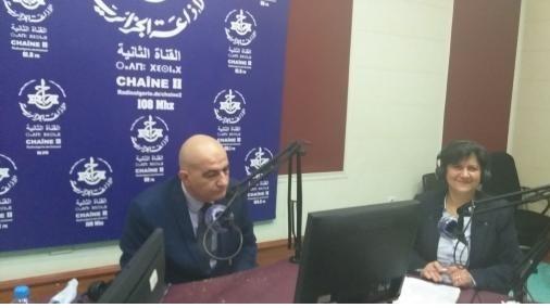Si El Hachemi Assad , SG du HCA à la Chaîne 2/ : «Lancement de la bibliothèque numérique sur le portail électronique du HCA »